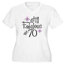 Still Fabulous at 70 T-Shirt