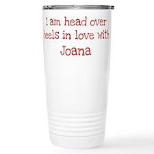 In Love with Joana Travel Mug