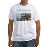Alexandria Bay New York Fitted T-Shirt