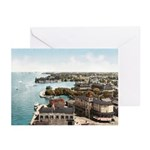 Alexandria Bay New York Greeting Cards (Pk of 10)