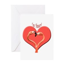 Helaine's I'm Yours Greeting Card
