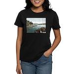 Sagamore Dock New York Women's Dark T-Shirt