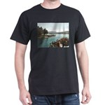 Sagamore Dock New York Dark T-Shirt
