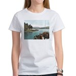 Sagamore Dock New York Women's T-Shirt