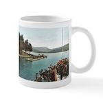 Sagamore Dock New York Mug