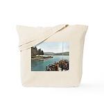 Sagamore Dock New York Tote Bag