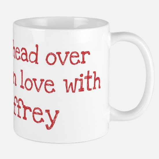 In Love with Jeffrey Mug