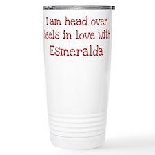 In Love with Esmeralda Travel Mug