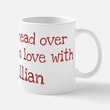In Love with Gillian Mug
