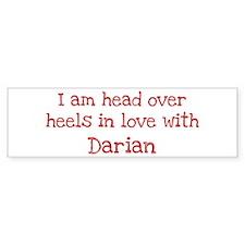 In Love with Darian Bumper Bumper Sticker