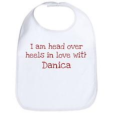 In Love with Danica Bib