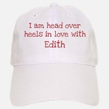 In Love with Edith Baseball Baseball Cap