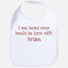 In Love with Brian Bib