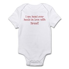 In Love with Brent Infant Bodysuit