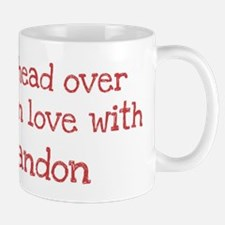 In Love with Brandon Mug