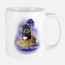Easter Bunny Newf Mug