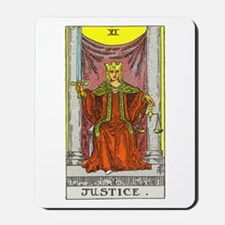 """""""Justice"""" Mousepad"""