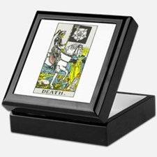 """Death"" Tile Storage Box"