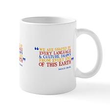 Culture Obama Quote Mug