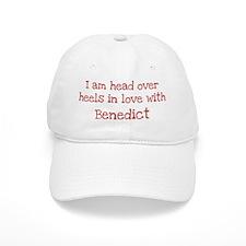 In Love with Benedict Baseball Cap