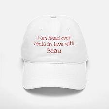 In Love with Beau Baseball Baseball Cap