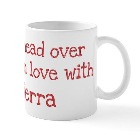 In Love with Cierra Mug
