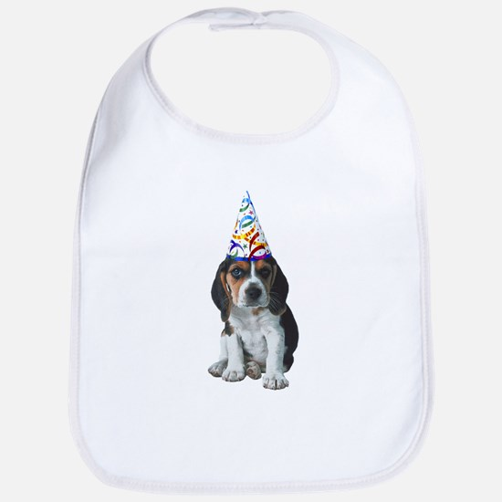 Beagle Party Bib