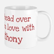 In Love with Anthony Mug