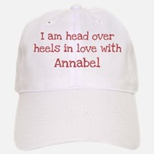 In Love with Annabel Baseball Baseball Cap