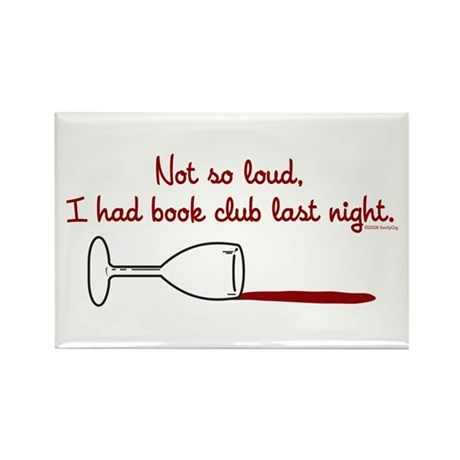 book_clubb Magnets
