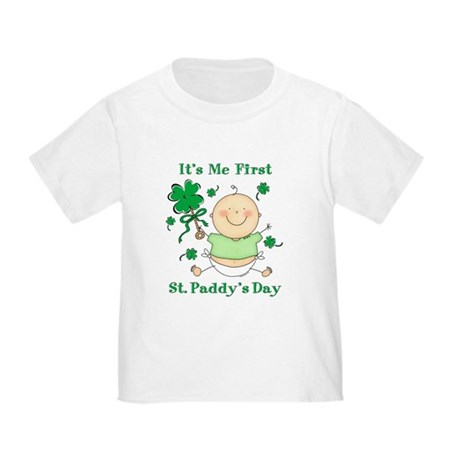 Me 1st St. Paddy's Day Toddler T-Shirt