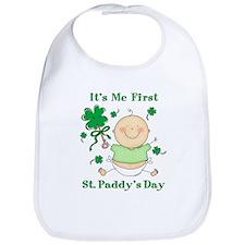 Me 1st St. Paddy's Day Bib