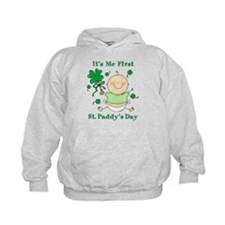 Me 1st St. Paddy's Day Hoodie