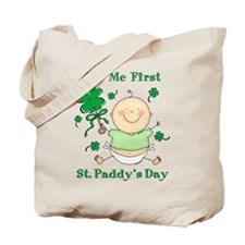 Me 1st St. Paddy's Day Tote Bag