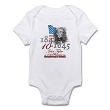 10th President - Infant Bodysuit