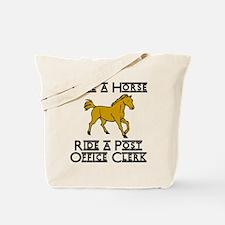 Post Office Clerk Tote Bag