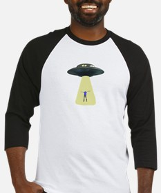 UFO Out of this world Baseball Jersey