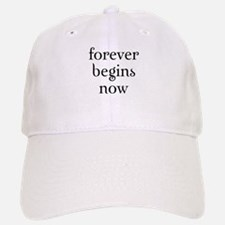 twilight - forever begins now Baseball Baseball Cap