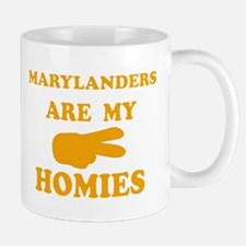 Marylanders are my homies Mug