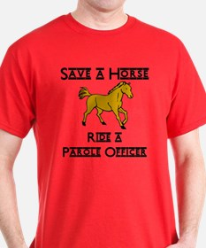Parole Officer T-Shirt
