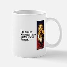 """Moliere """"Wonderful"""" Mug"""