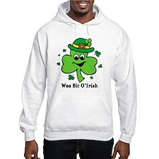 Wee Bit O' Irish Hoodie