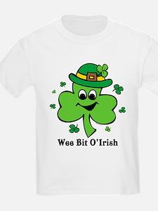 Wee Bit O' Irish T-Shirt