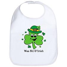 Wee Bit O' Irish Bib