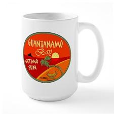 Guantanamo Bay Mug