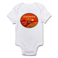 Guantanamo Bay Infant Bodysuit