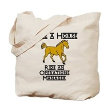 Operations Manager Tote Bag