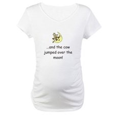 Cow Over The Moon Shirt