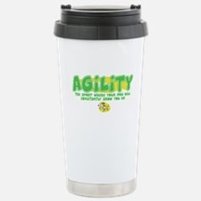 Dog is Better Agility Stainless Steel Travel Mug