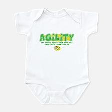Dog is Better Agility Infant Bodysuit